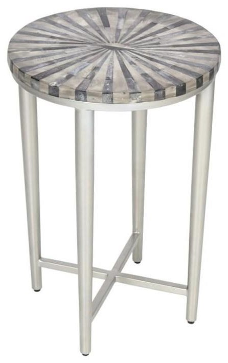 Accents Accent Table by Kaleidoscope at Sprintz Furniture
