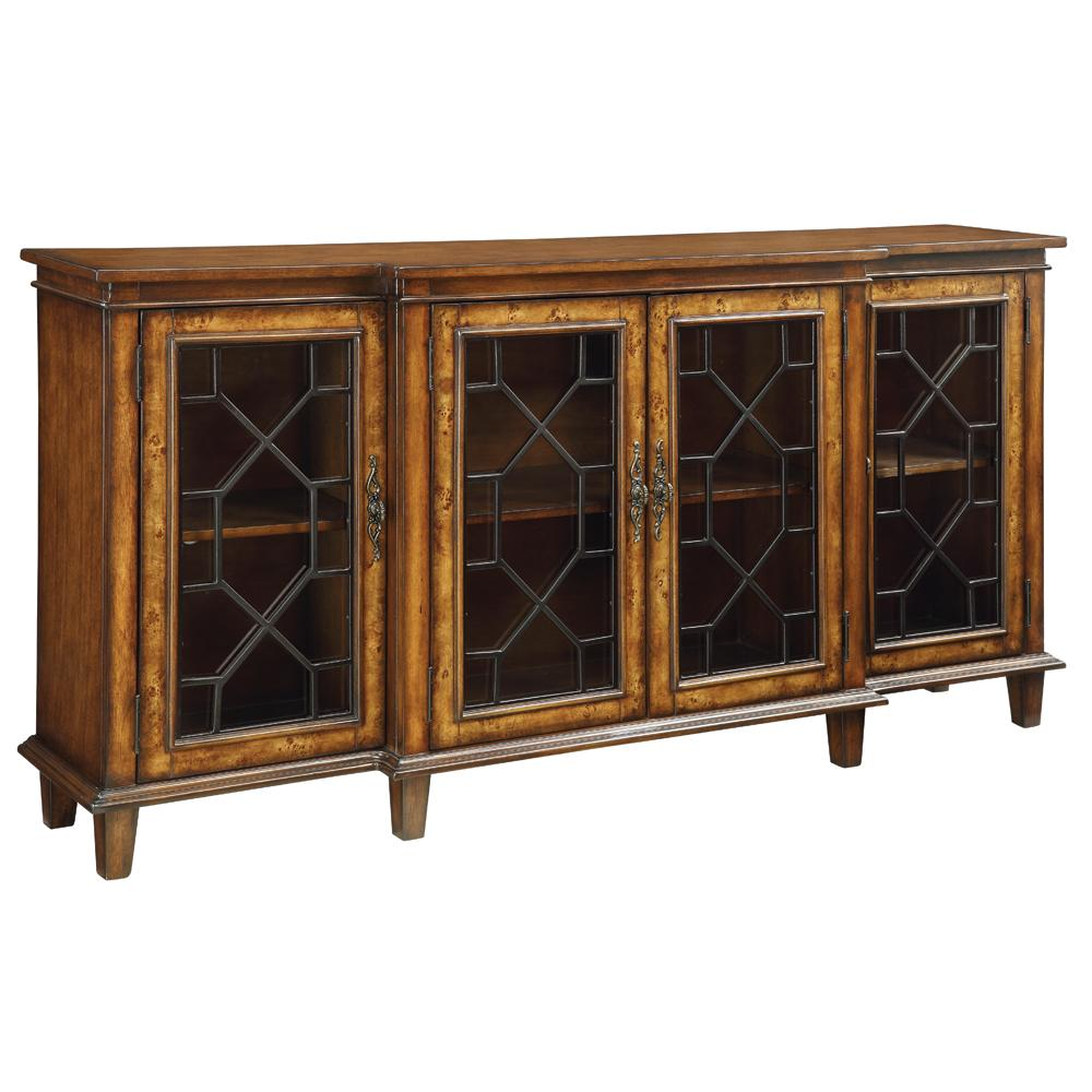 Accents by Andy Stein 4 Door Credenza at Williams & Kay