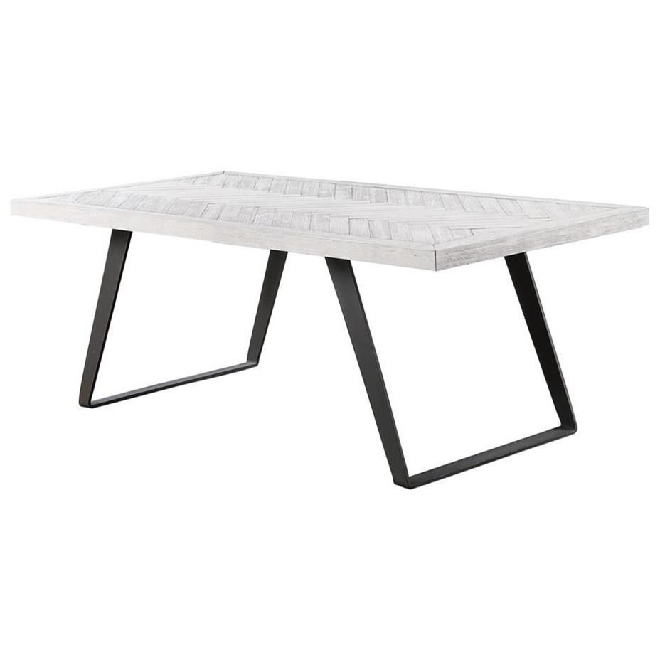 Aspen Court II Dining Table by Coast to Coast Imports at Baer's Furniture