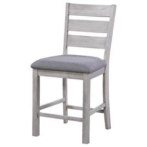 Contemporary Counter Height Dining Barstool