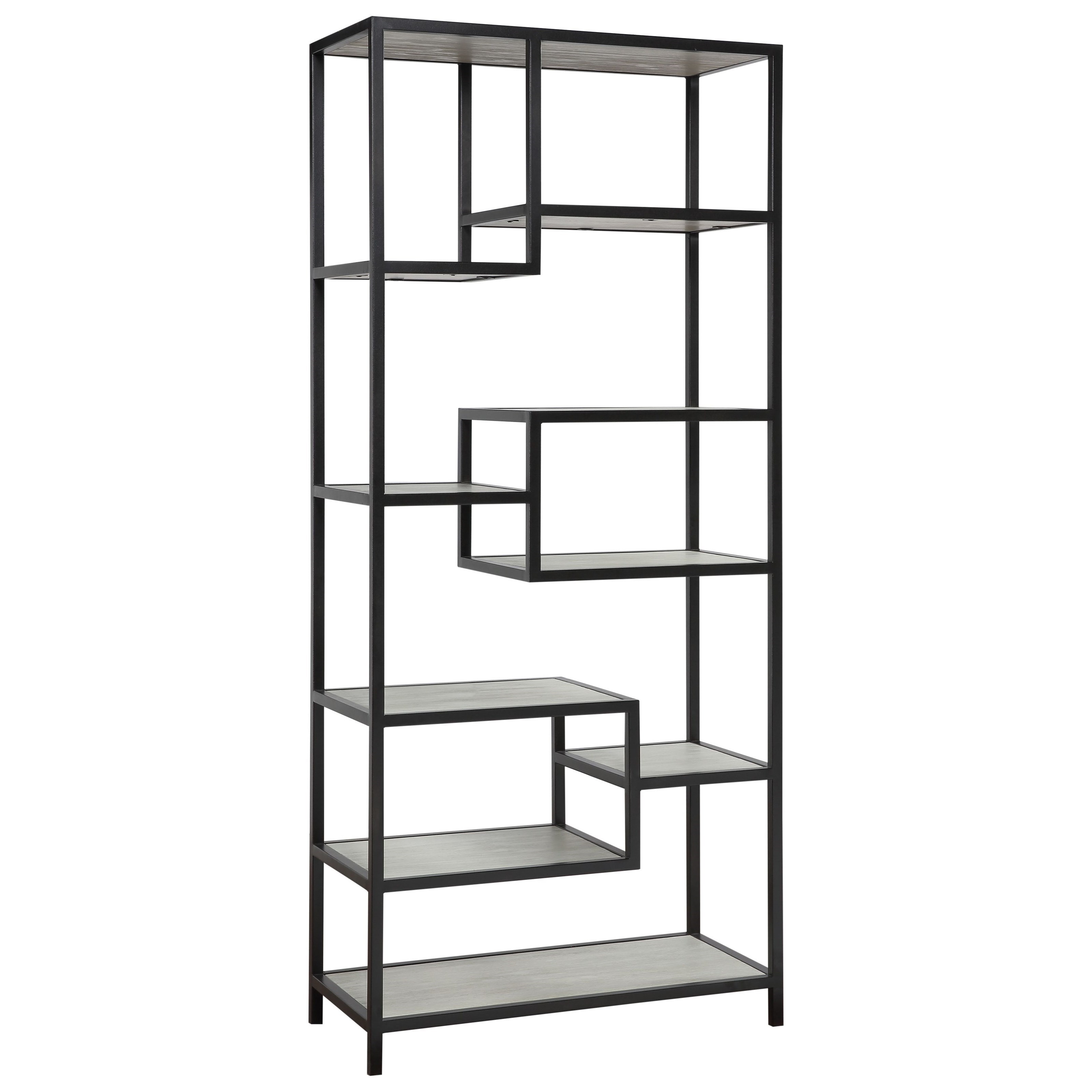Aspen Court II Etagere by Coast to Coast Imports at Baer's Furniture