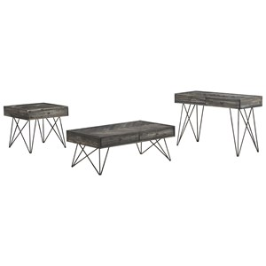 Contemporary Occasional Table Group