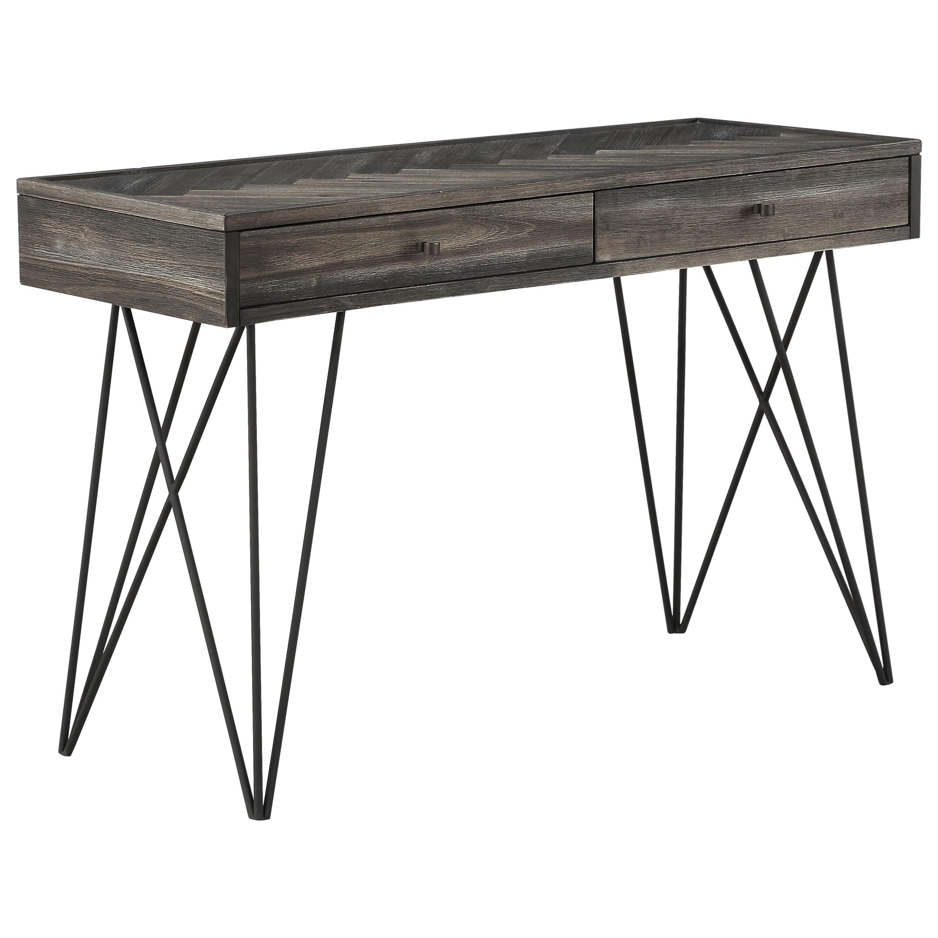 Aspen Court 2-Drawer Console Table by Coast to Coast Imports at Baer's Furniture