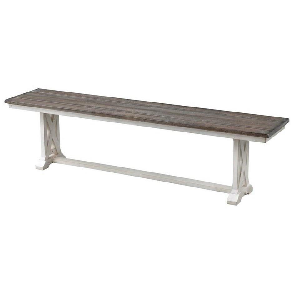 Bar Harbor II Dining Bench by Coast to Coast Imports at Baer's Furniture