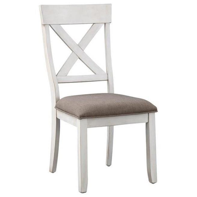 Bar Harbor II Dining Chair by Coast to Coast Imports at Johnny Janosik