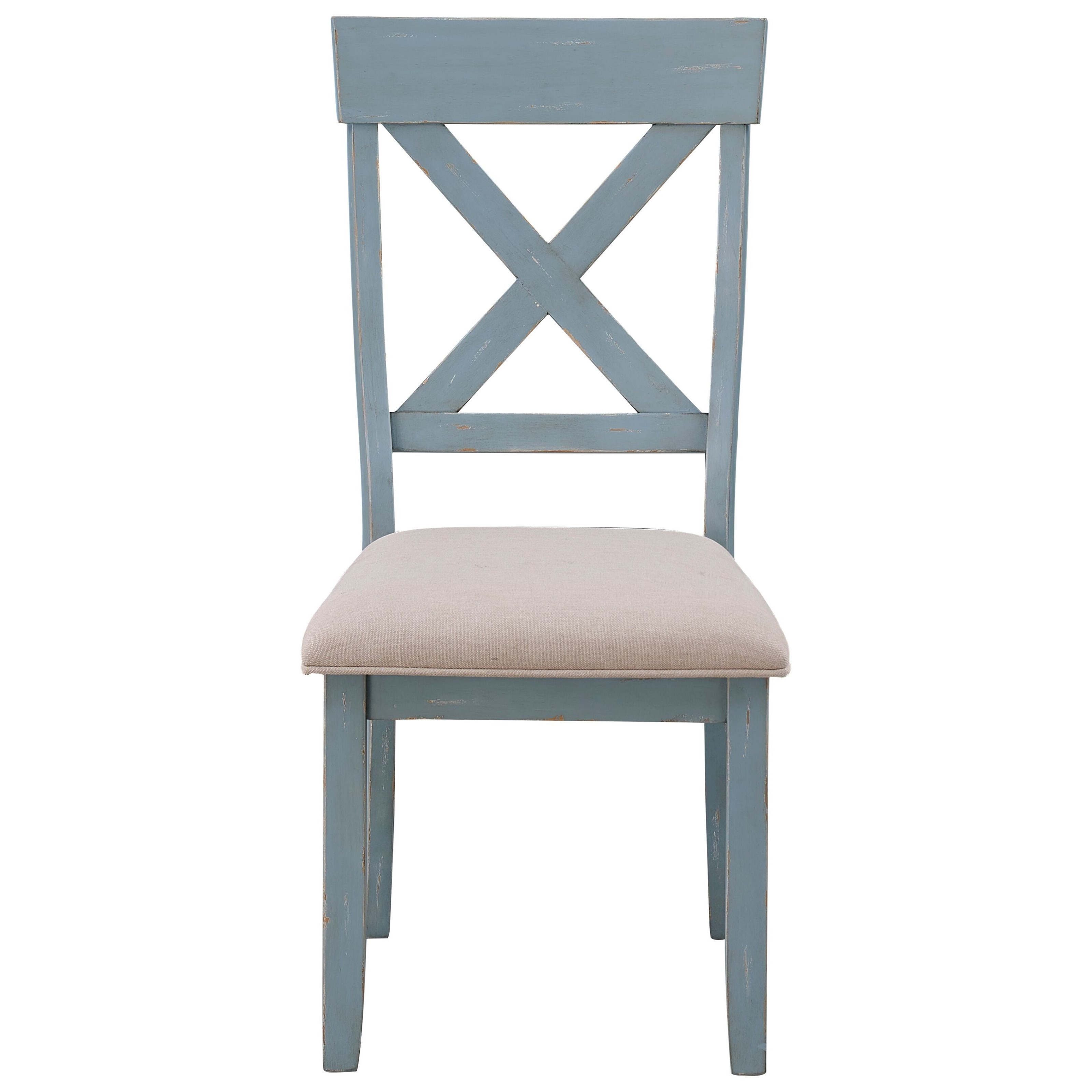 Bar Harbor Dining Chair by C2C at Walker's Furniture