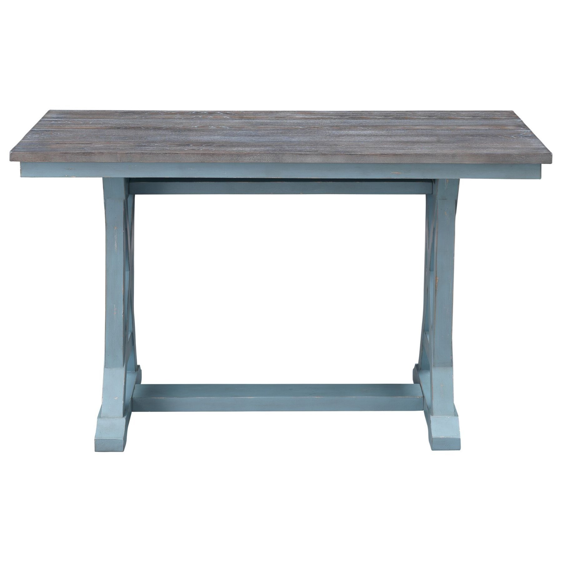 Bar Harbor Counter Height Dining Table by C2C at Walker's Furniture