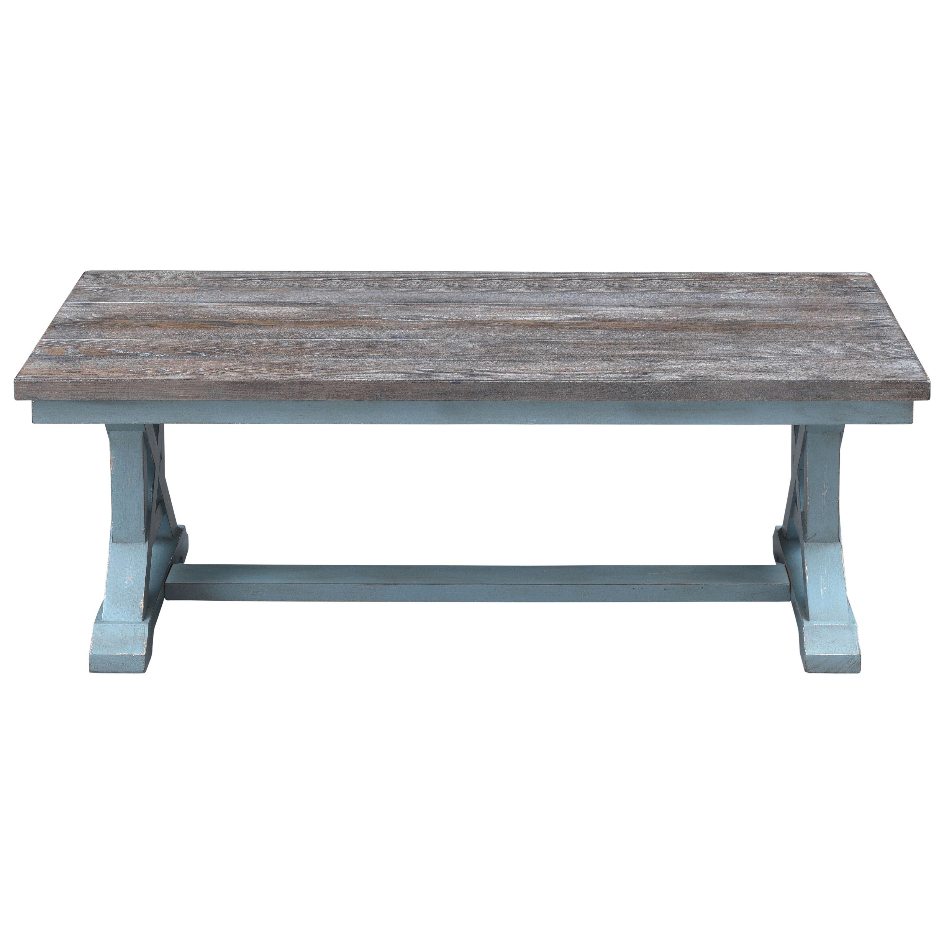 Bar Harbor Cocktail Table by Coast to Coast Imports at HomeWorld Furniture