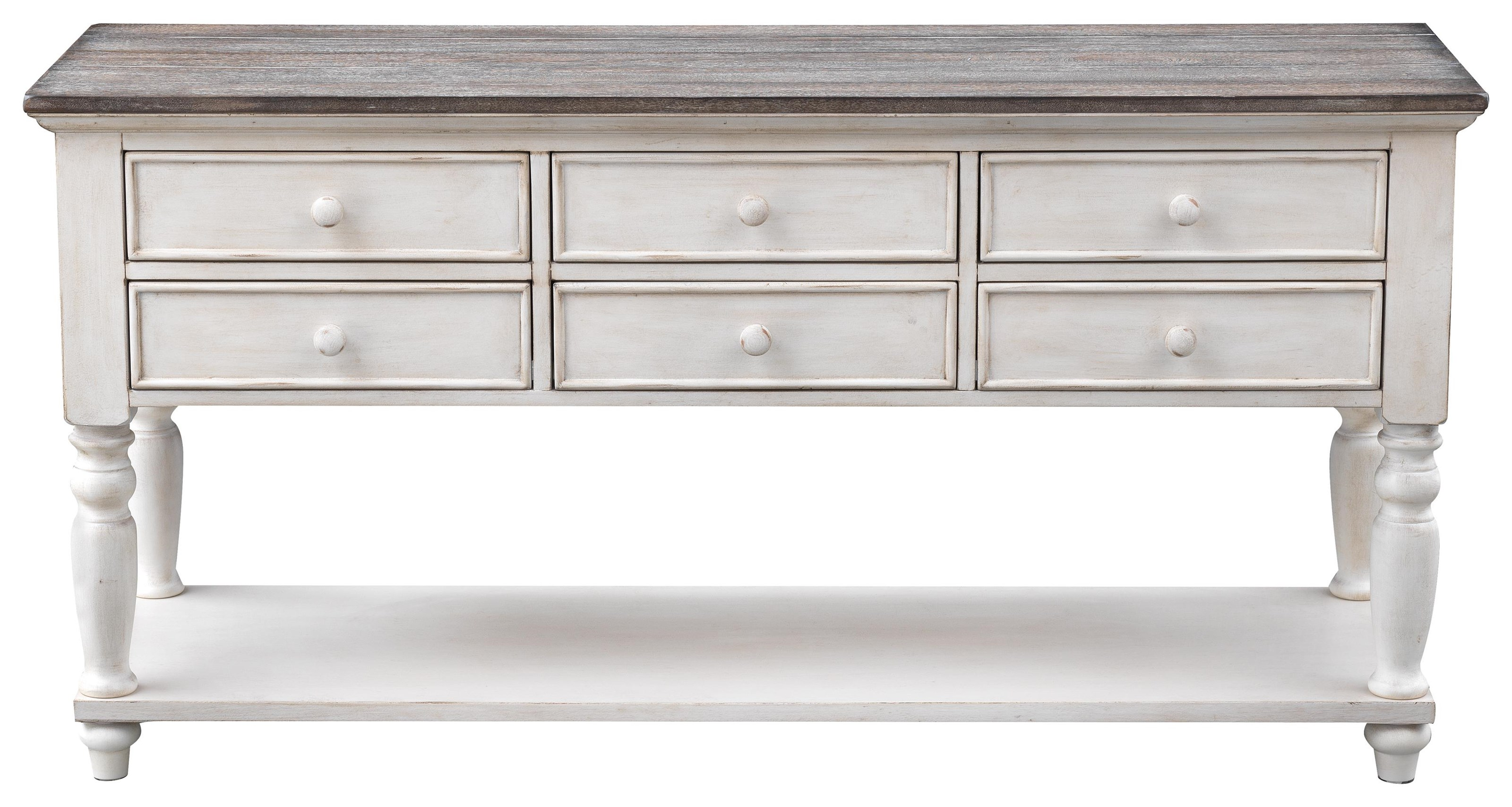 Bar Harbor II Console Table by Coast to Coast Imports at HomeWorld Furniture