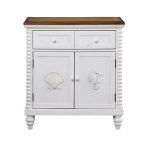 One Drawer Two Door Cabinet