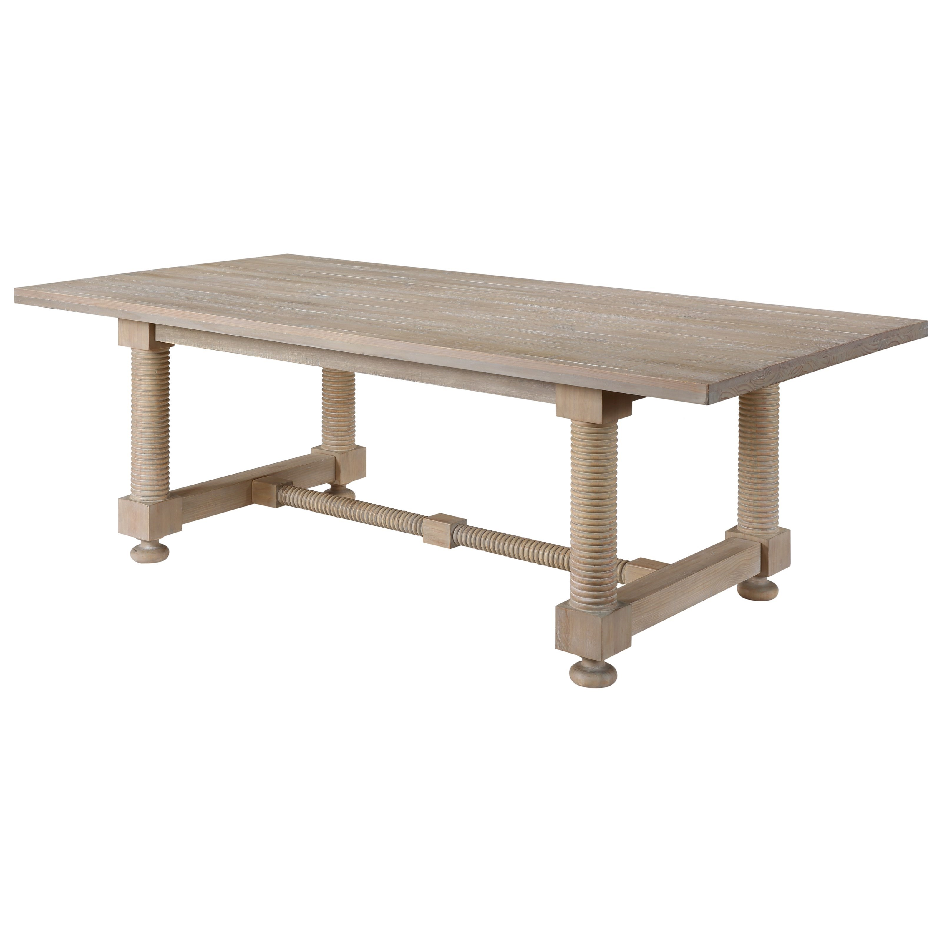 Barrister Rectangular Dining Table by C2C at Walker's Furniture