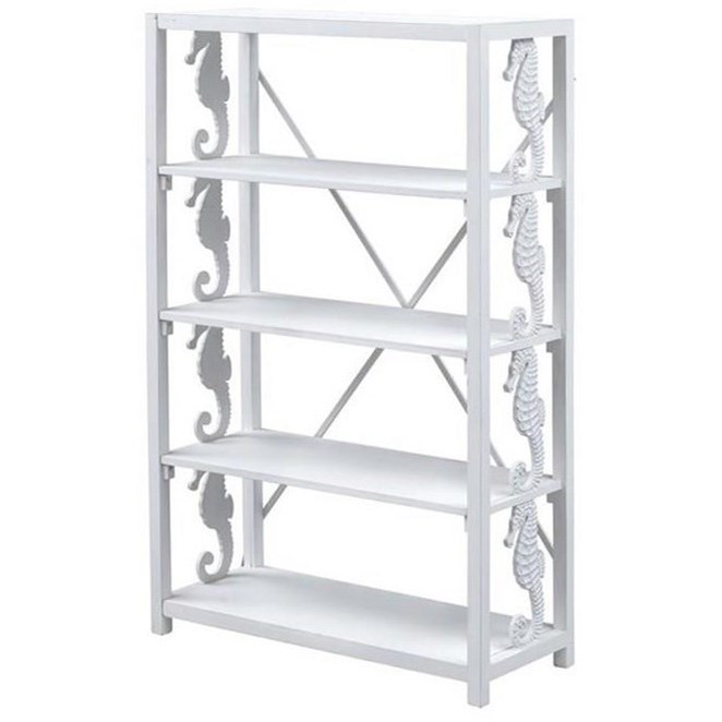 Pieces in Paradise Bookcase by Coast to Coast Imports at Westrich Furniture & Appliances
