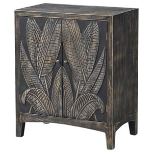 Tropical Two-Door Cabinet