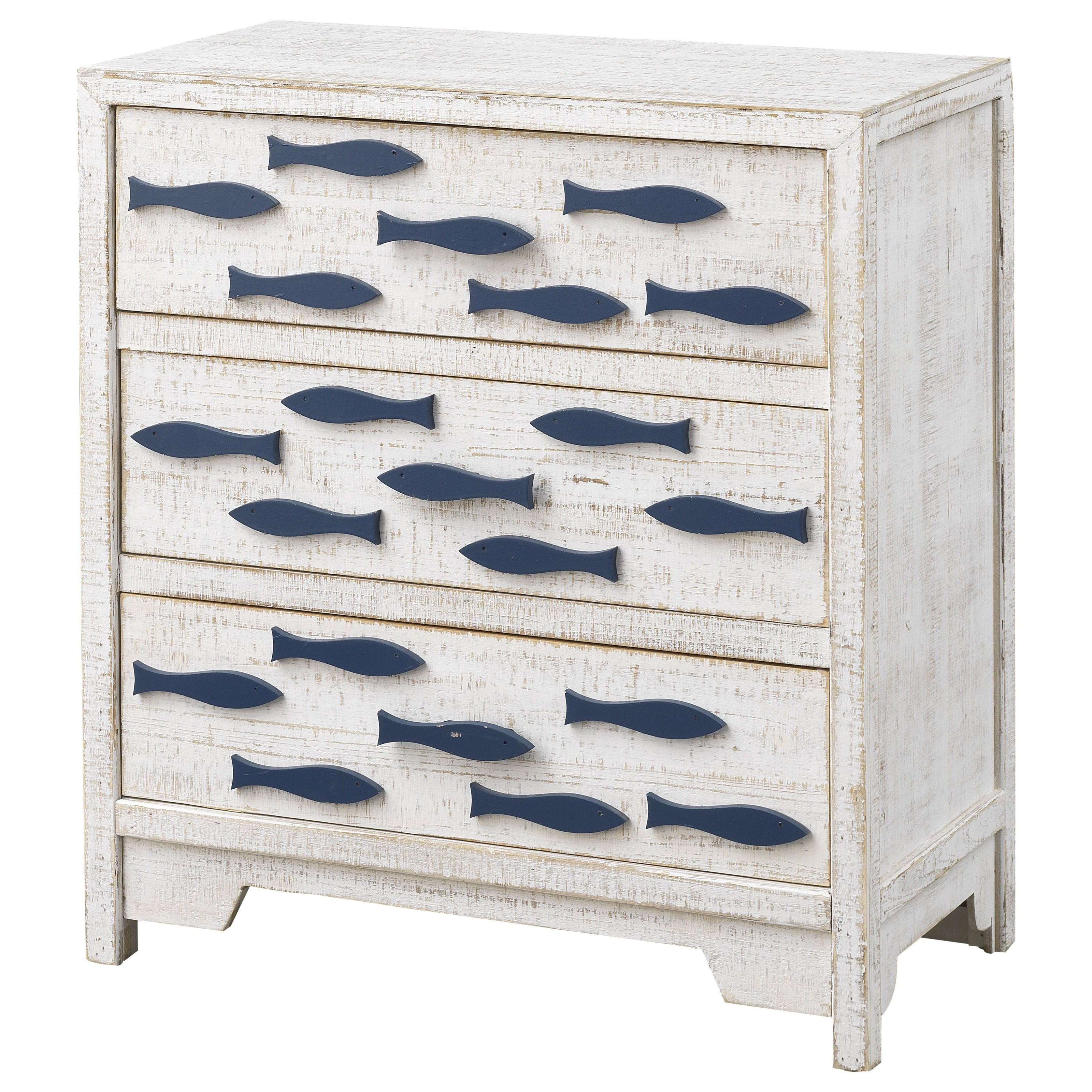 Pieces in Paradise 3-Drawer Chest by Coast to Coast Imports at Baer's Furniture