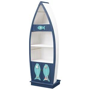 Nautical Bookcase