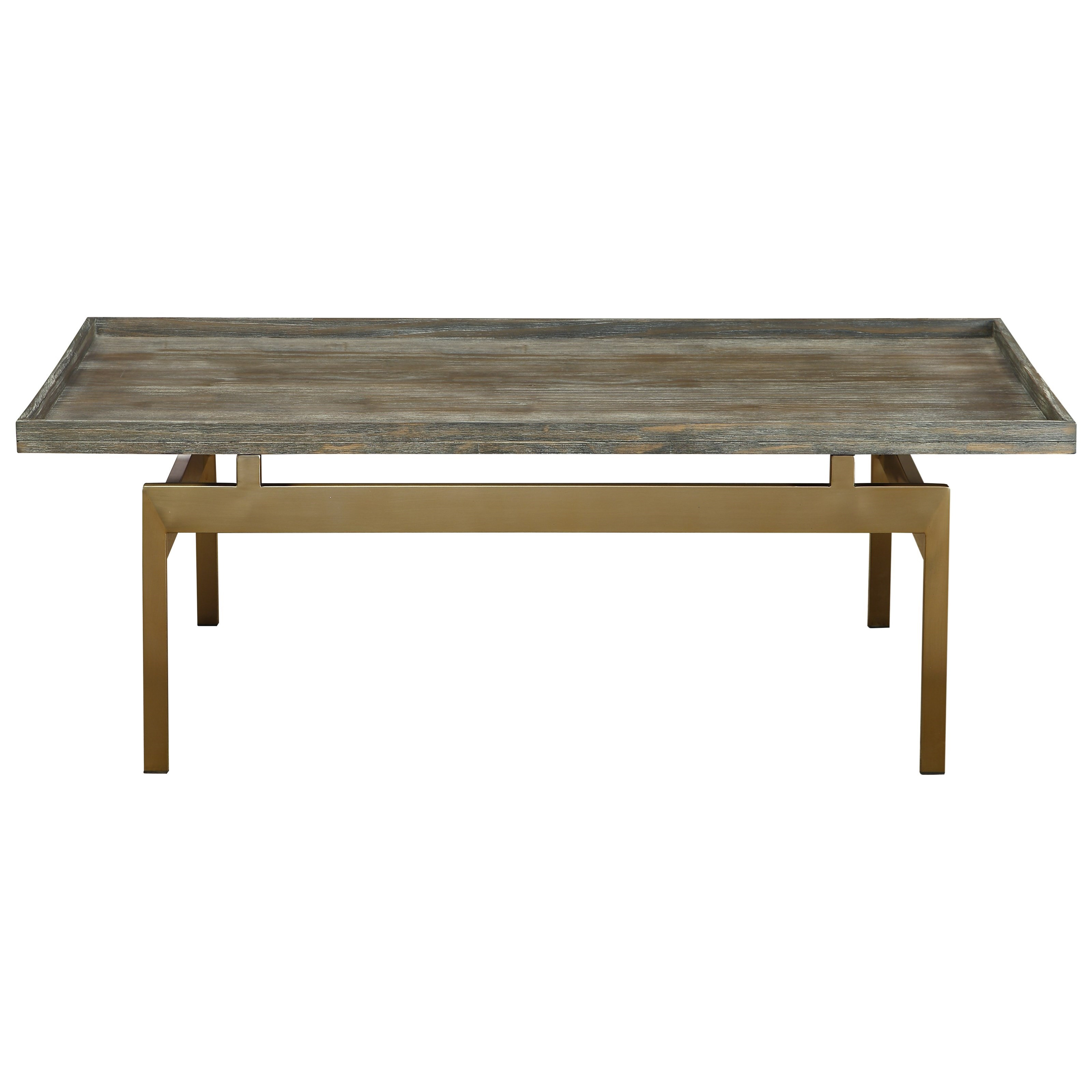 Biscayne Cocktail Table by Coast to Coast Imports at Baer's Furniture