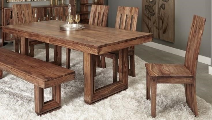 Brownleigh Brownleigh 5-Piece Dining Room Table Set at Morris Home