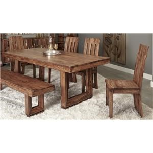 Brownleigh 5-Piece Dining Room Table Set