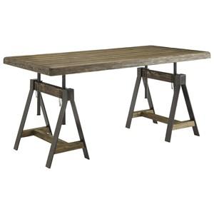 Adjustable Height Writing Desk