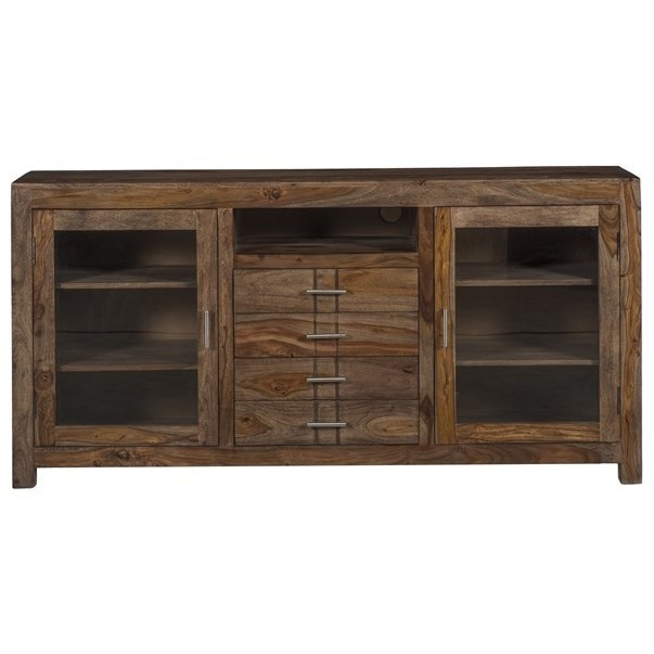 asdf 4 Drawer 2 Door Media Center by Coast to Coast Imports at Baer's Furniture