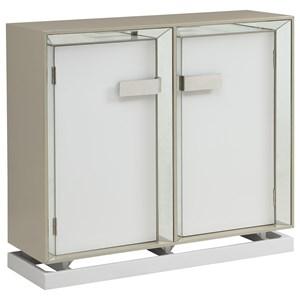 Two Door Media Cabinet
