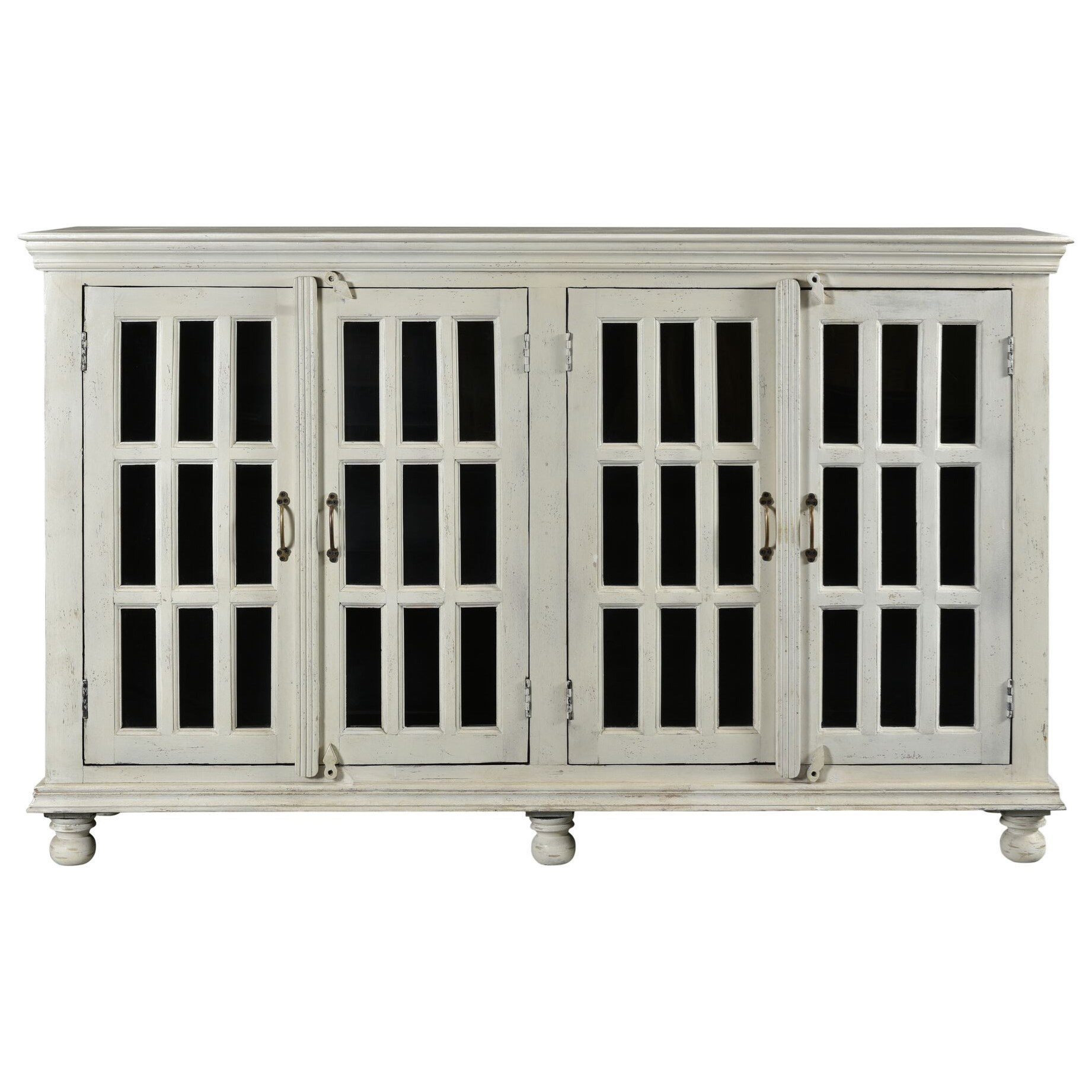 asdf Four Door Credenza by Coast to Coast Imports at Baer's Furniture