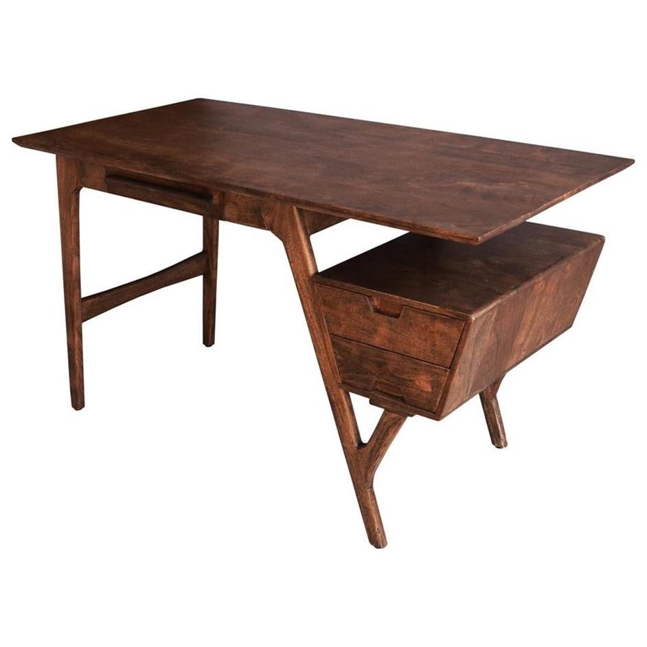 asdf Writing Desk by C2C at Walker's Furniture