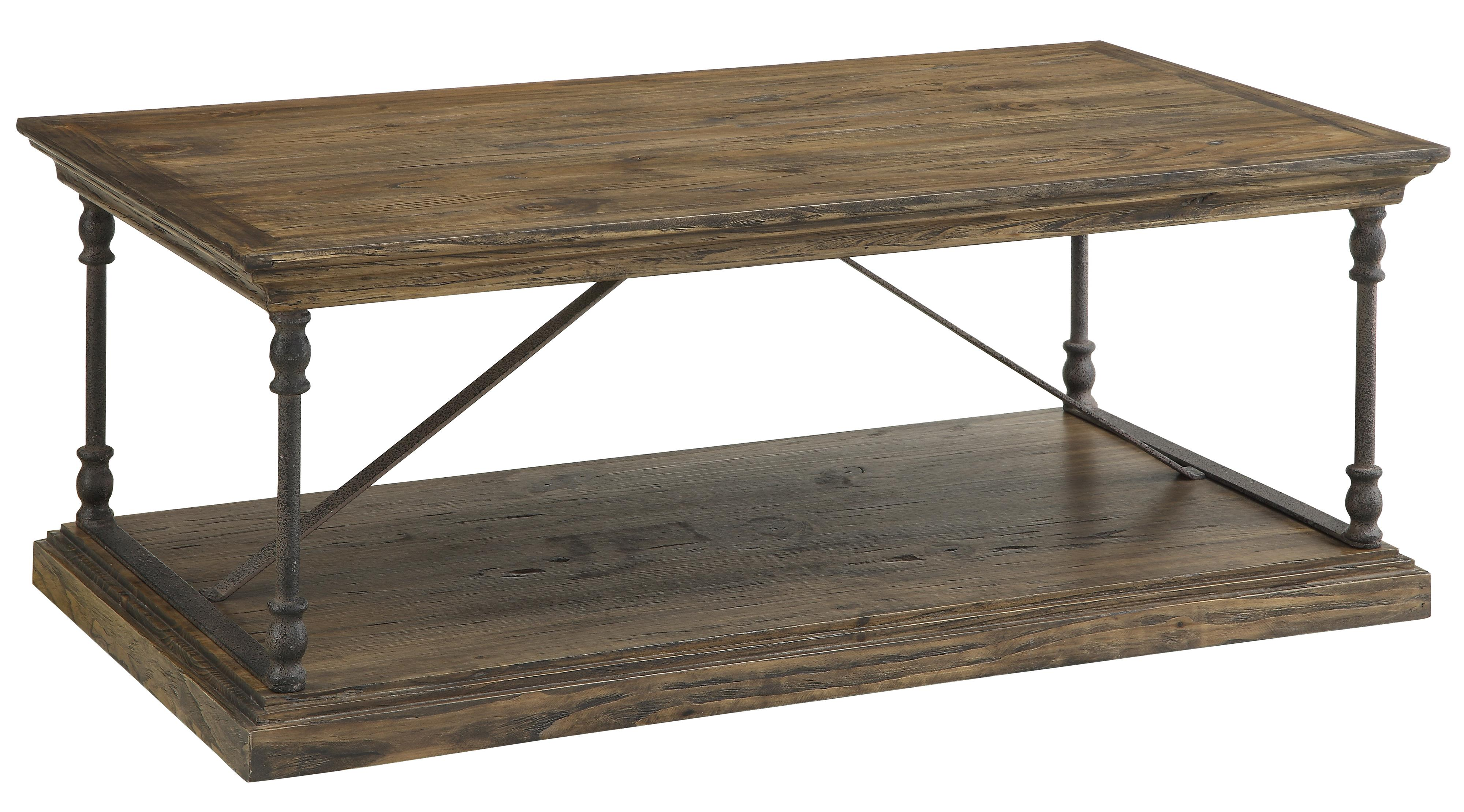 Coast to Coast Accents Cocktail Table by Coast to Coast Imports at Baer's Furniture