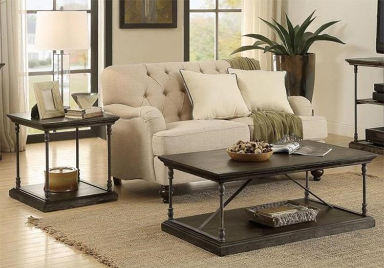 Coastal Accents 2PC Occasional Table Set at Rotmans