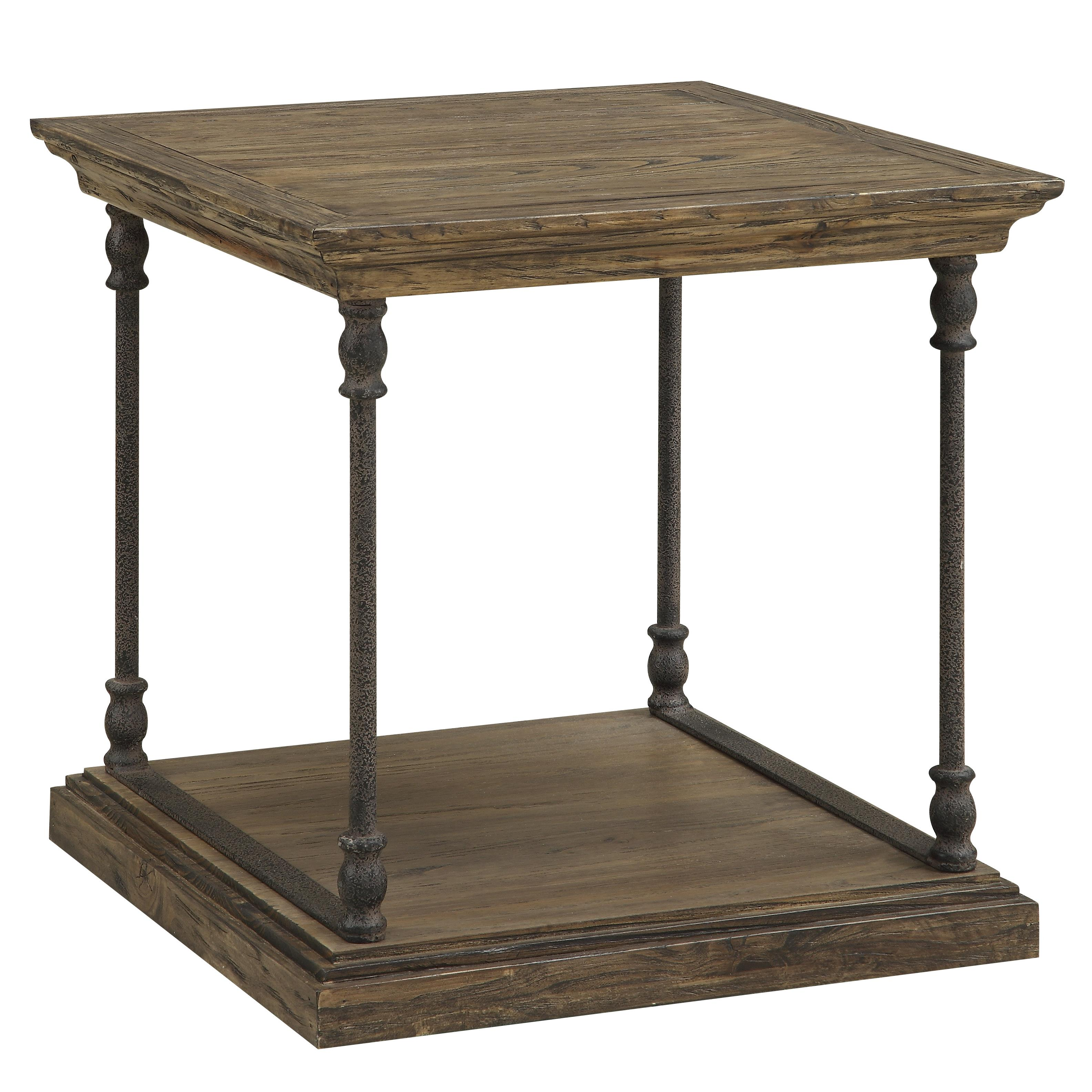 C2C Accents End Table by C2C at Walker's Furniture