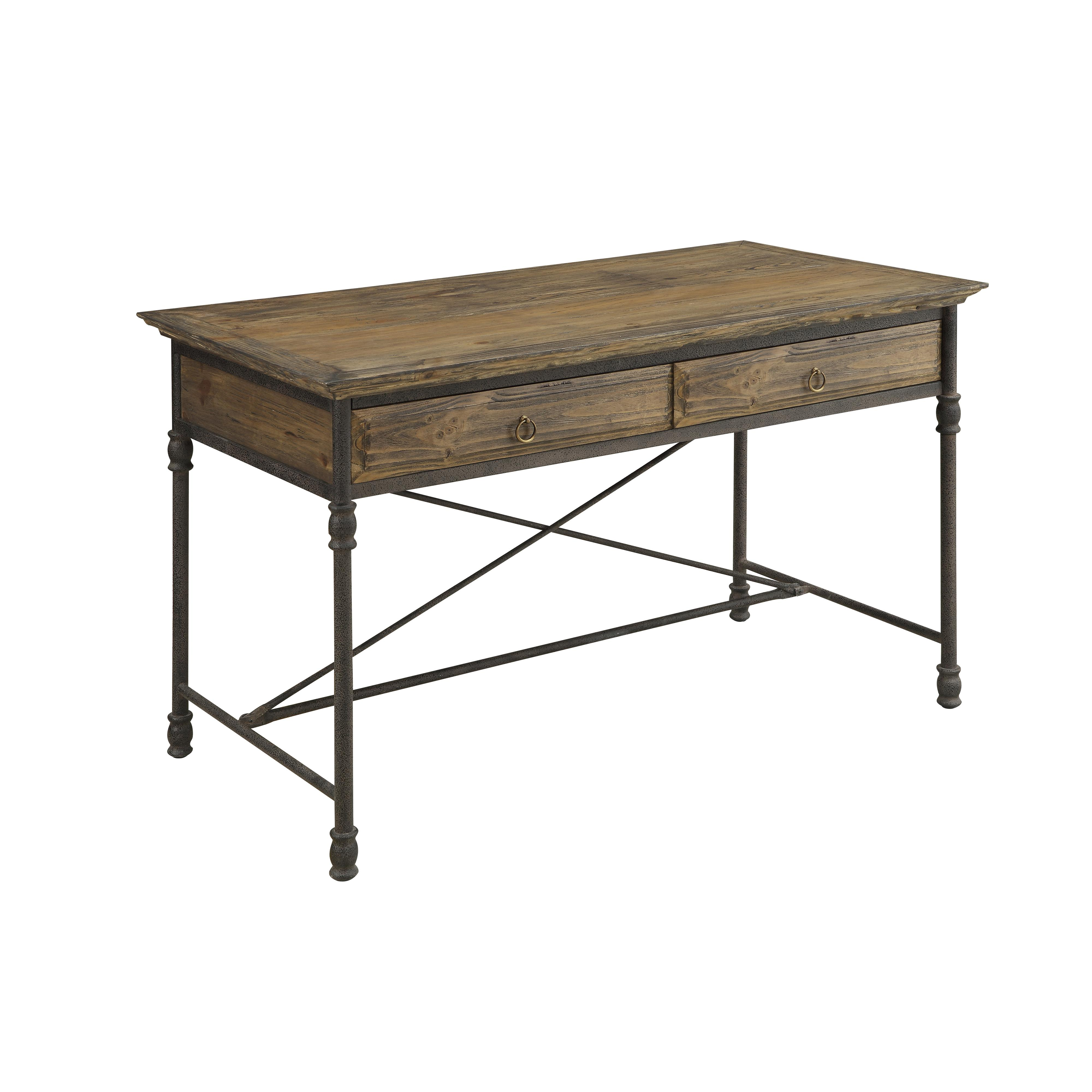 Coast to Coast Accents Two Drawer Desk by Coast to Coast Imports at Johnny Janosik