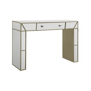 Coast to Coast Imports Coast to Coast Accents Mirrored Desk
