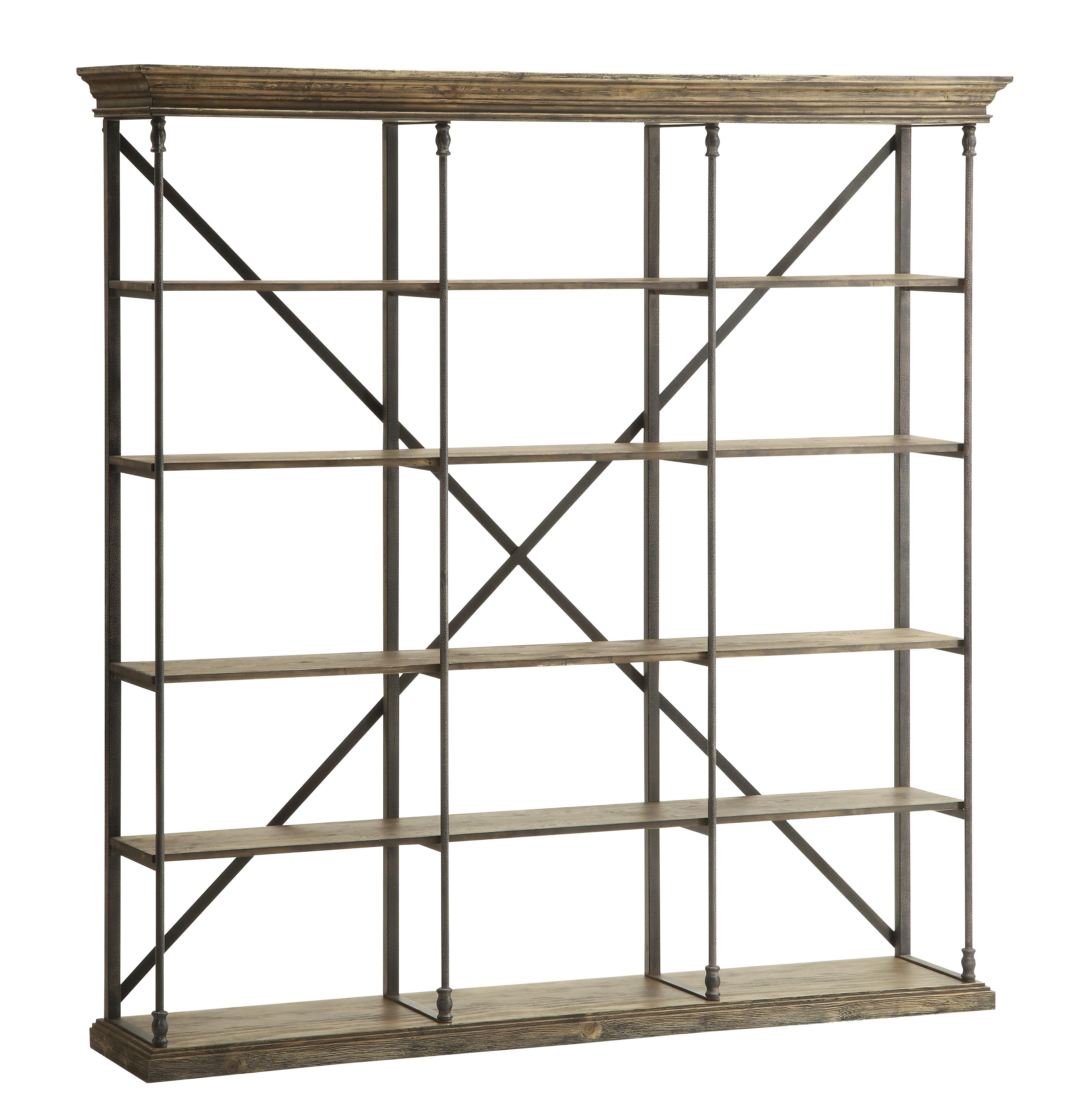 Coast to Coast Accents Large Bookcase by Coast to Coast Imports at Bullard Furniture
