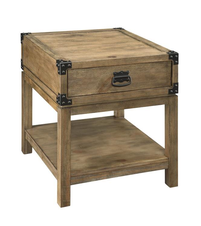 Coast to Coast Accents Trunk End Table by Coast to Coast Imports at Bullard Furniture