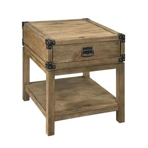 Coast to Coast Imports Coast to Coast Accents Trunk End Table