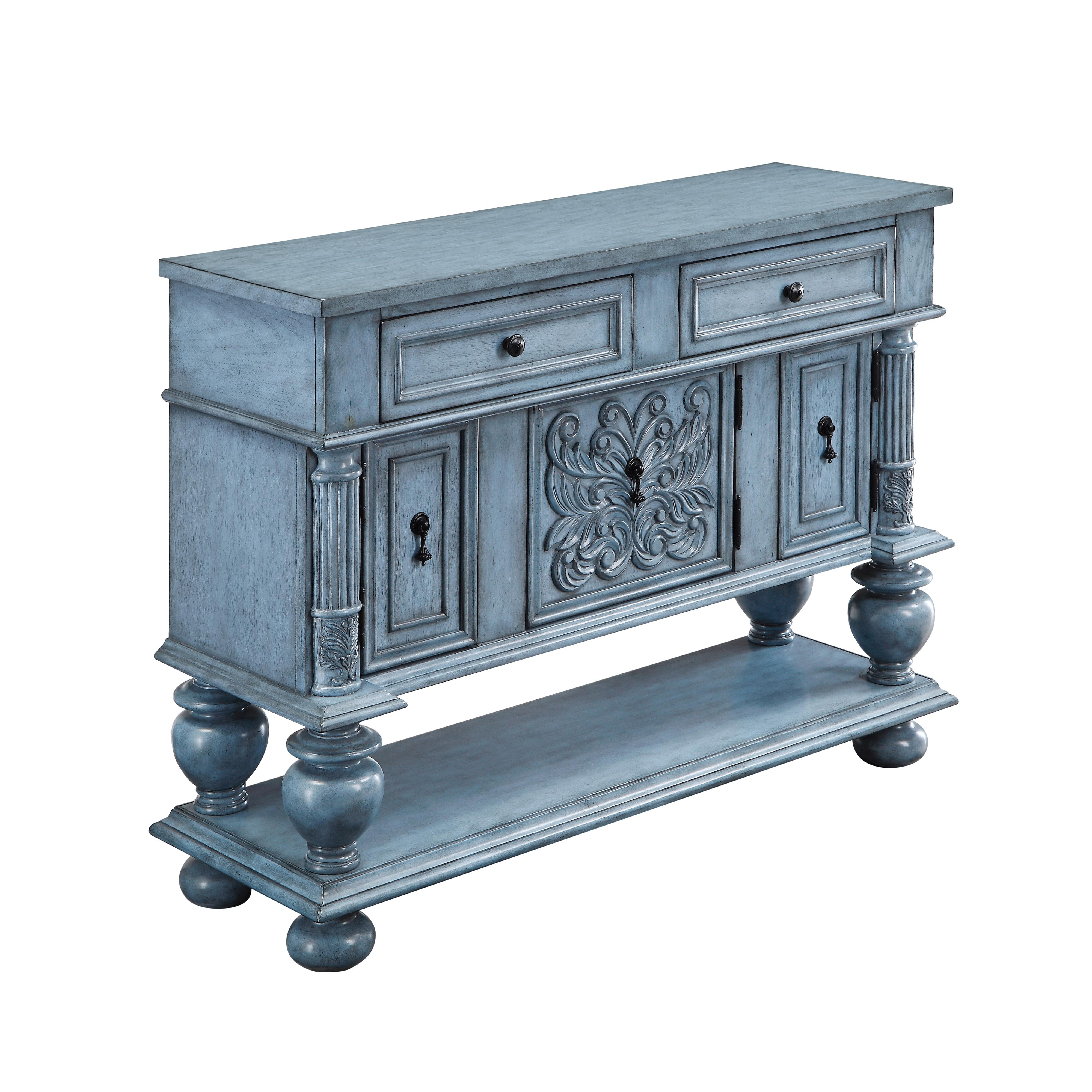 Coast to Coast Accents Three Door Two Drawer Sideboard by Coast to Coast Imports at Johnny Janosik
