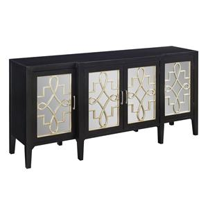 Coast to Coast Imports Coast to Coast Accents Four Door Media Credenza