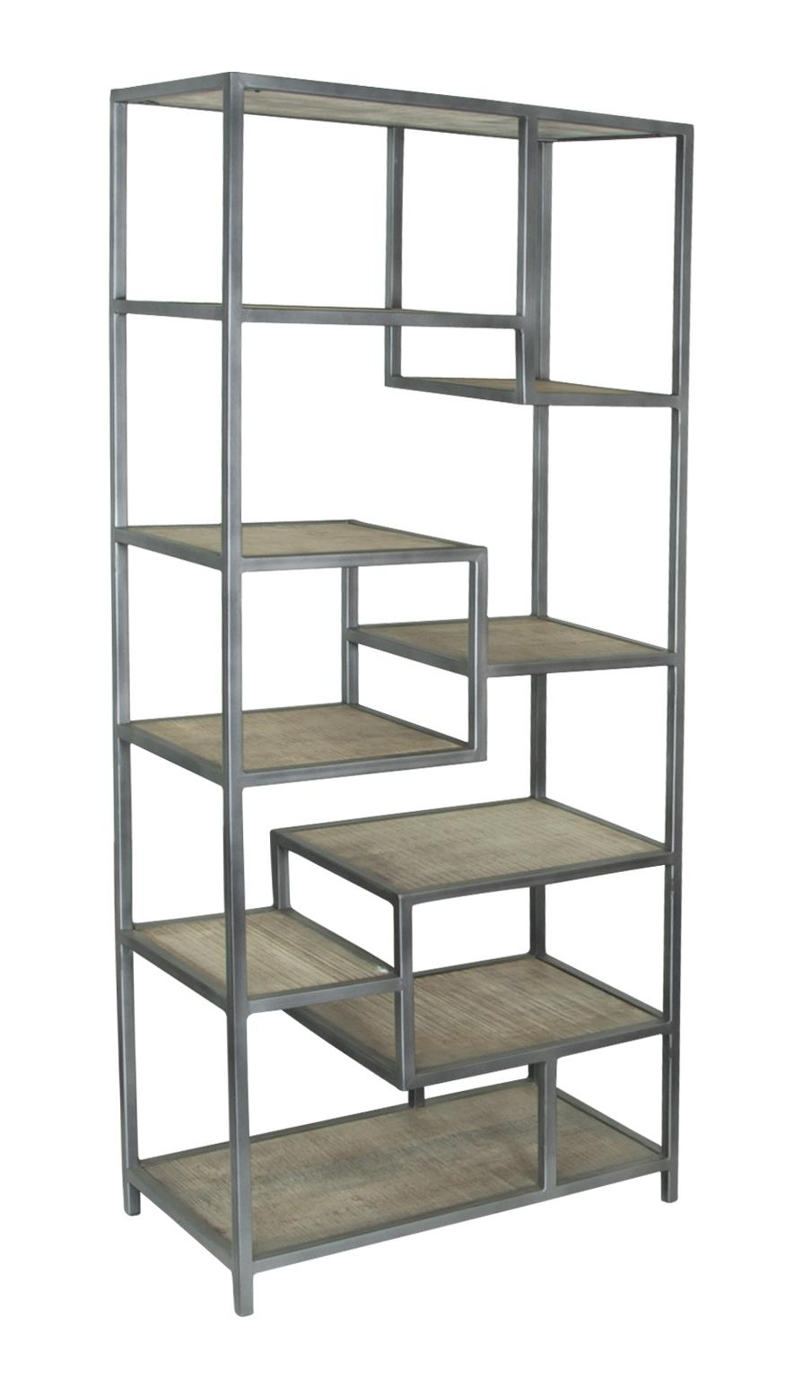 C2C Accents Tall Bookcase by C2C at Walker's Furniture