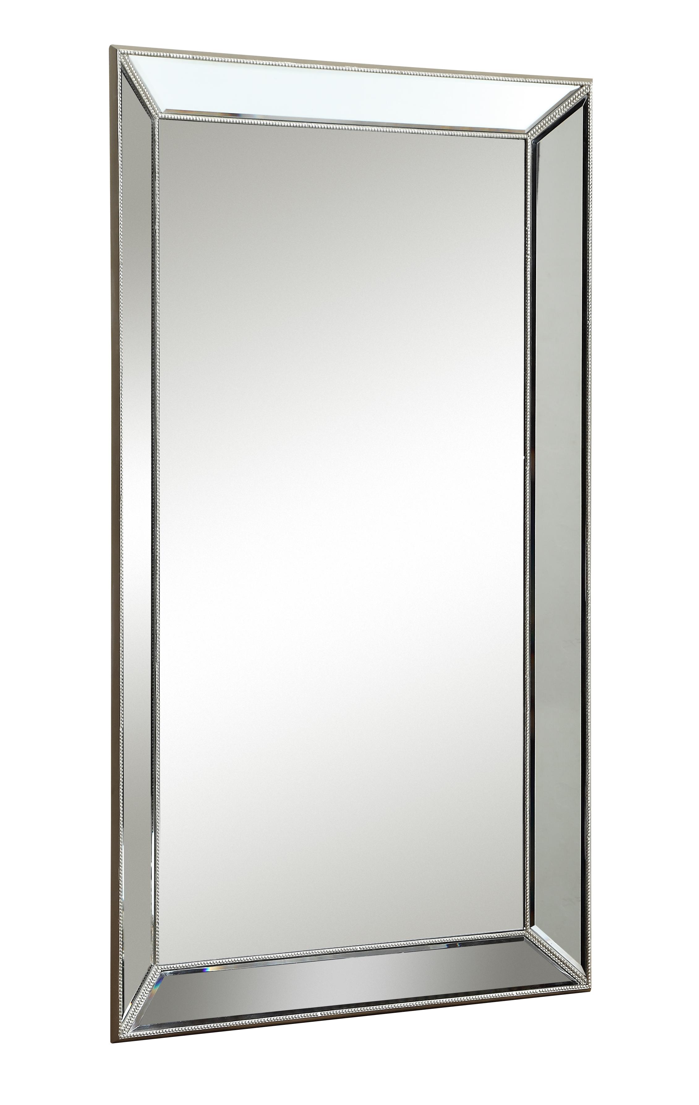 Coast to Coast Accents Rectangular Floor Mirror by Coast to Coast Imports at Bullard Furniture