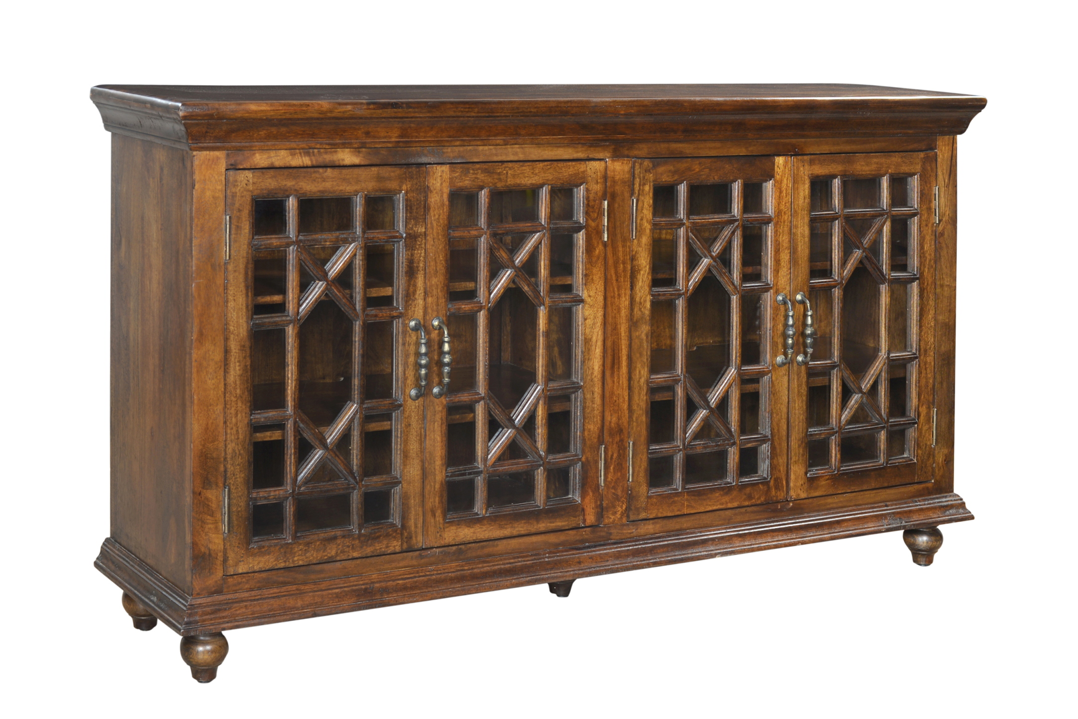 Coast to Coast Accents Four Door Credenza by Coast to Coast Imports at Bullard Furniture