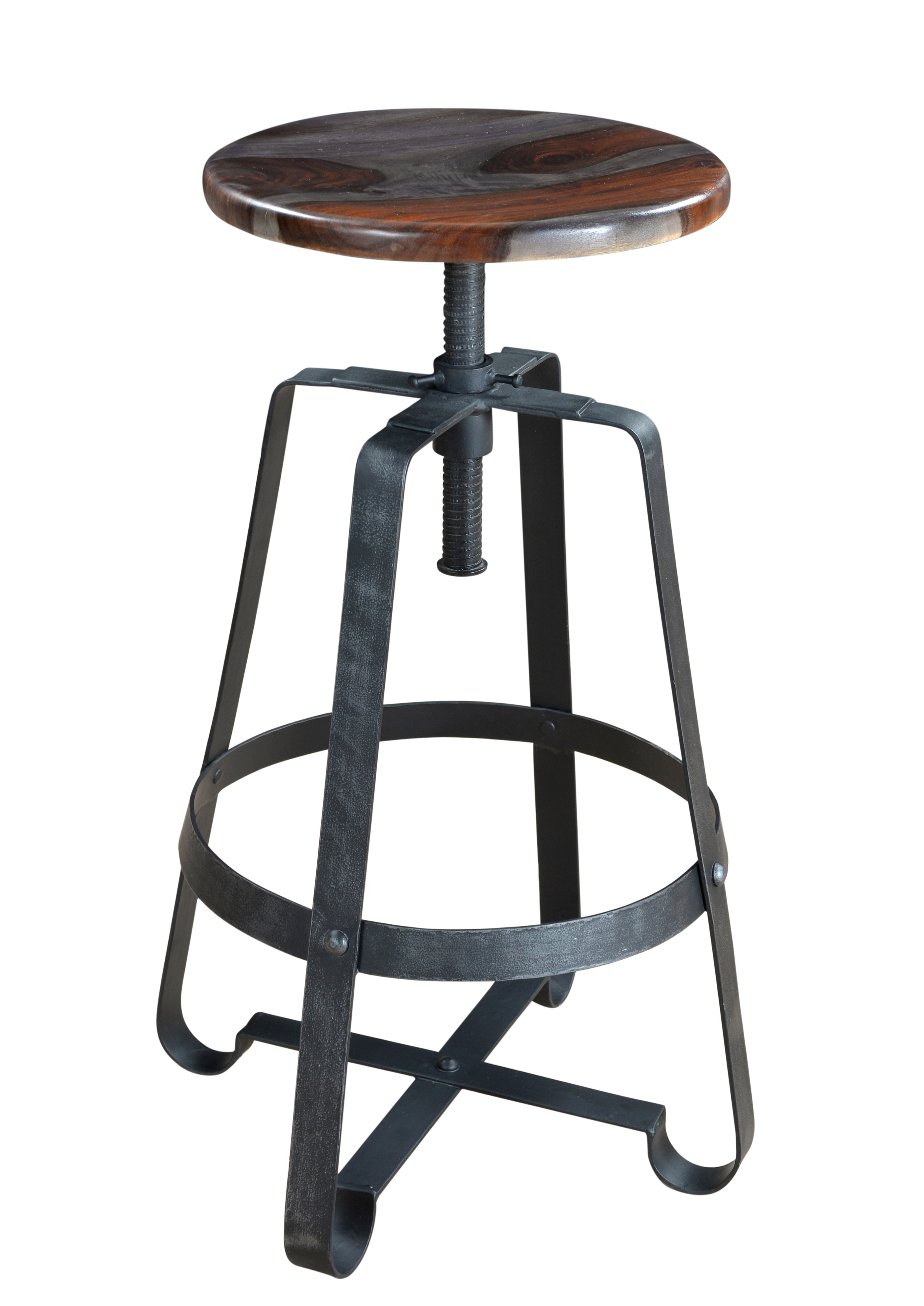 Accents Adjustable Barstool by Coast to Coast Imports at HomeWorld Furniture