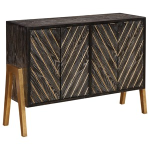 Coast to Coast Imports Coast to Coast Accents Four Door Media Sideboard