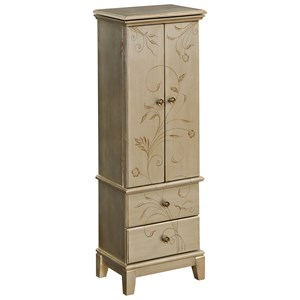 Coast to Coast Imports Coast to Coast Accents Jewelry Armoire