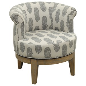 Coast to Coast Imports Coast to Coast Accents Swivel Accent Chair