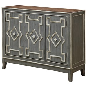 Coast to Coast Imports Coast to Coast Accents Three Door Credenza