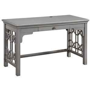Coast to Coast Imports Coast to Coast Accents One Drawer Writing Desk