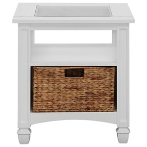 Coast to Coast Imports Coast to Coast Accents Harbor Towne End Table