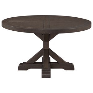 Coast to Coast Imports Coast to Coast Accents Westbrook Round Cocktail Table