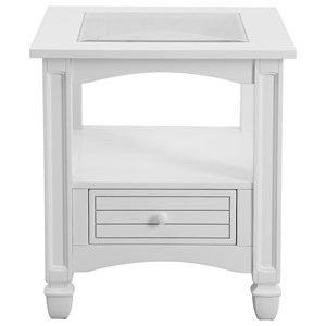 Coast to Coast Imports Coast to Coast Accents Bayside End Table