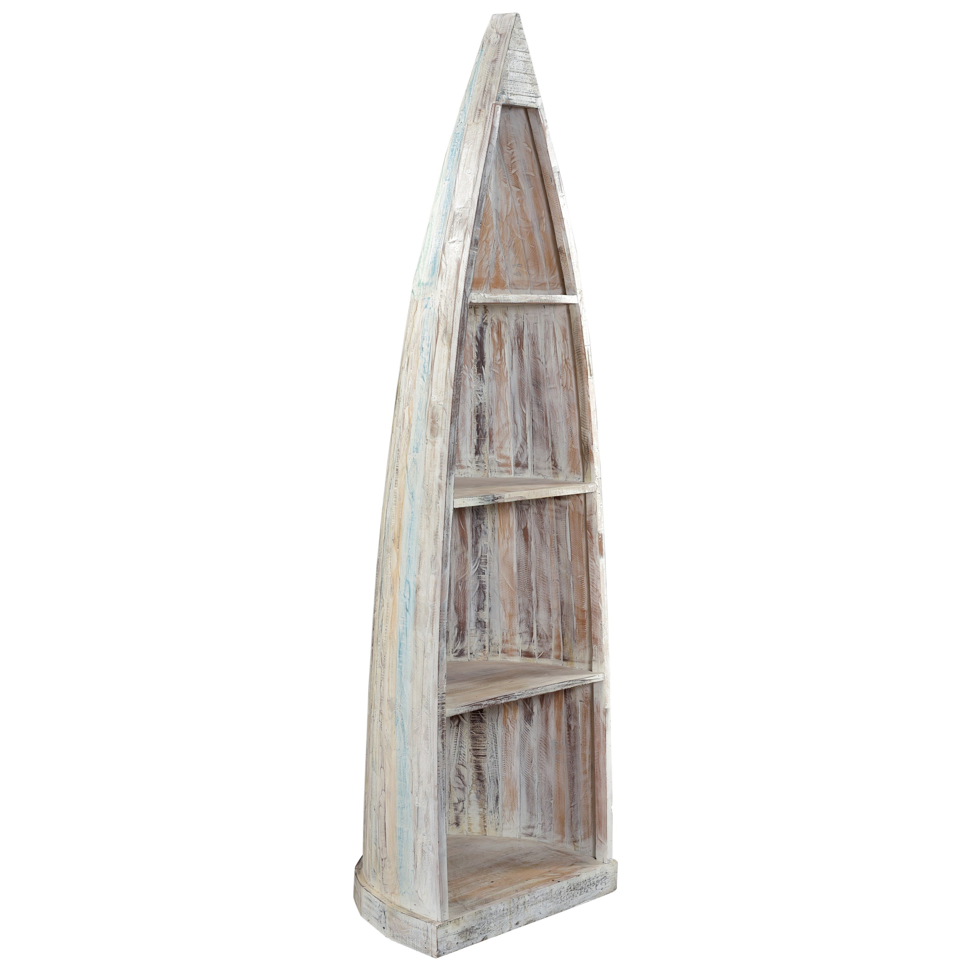 Pieces in Paradise Nautical Bookcase by Coast to Coast Imports at Johnny Janosik